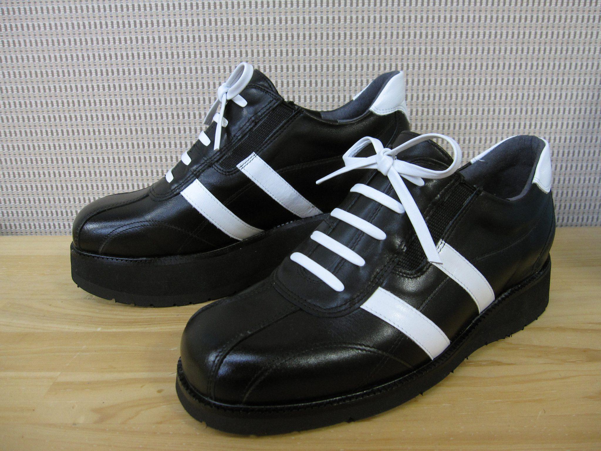 変形性股関節症の方の足にやさしい靴・オーダーメイドシューズ