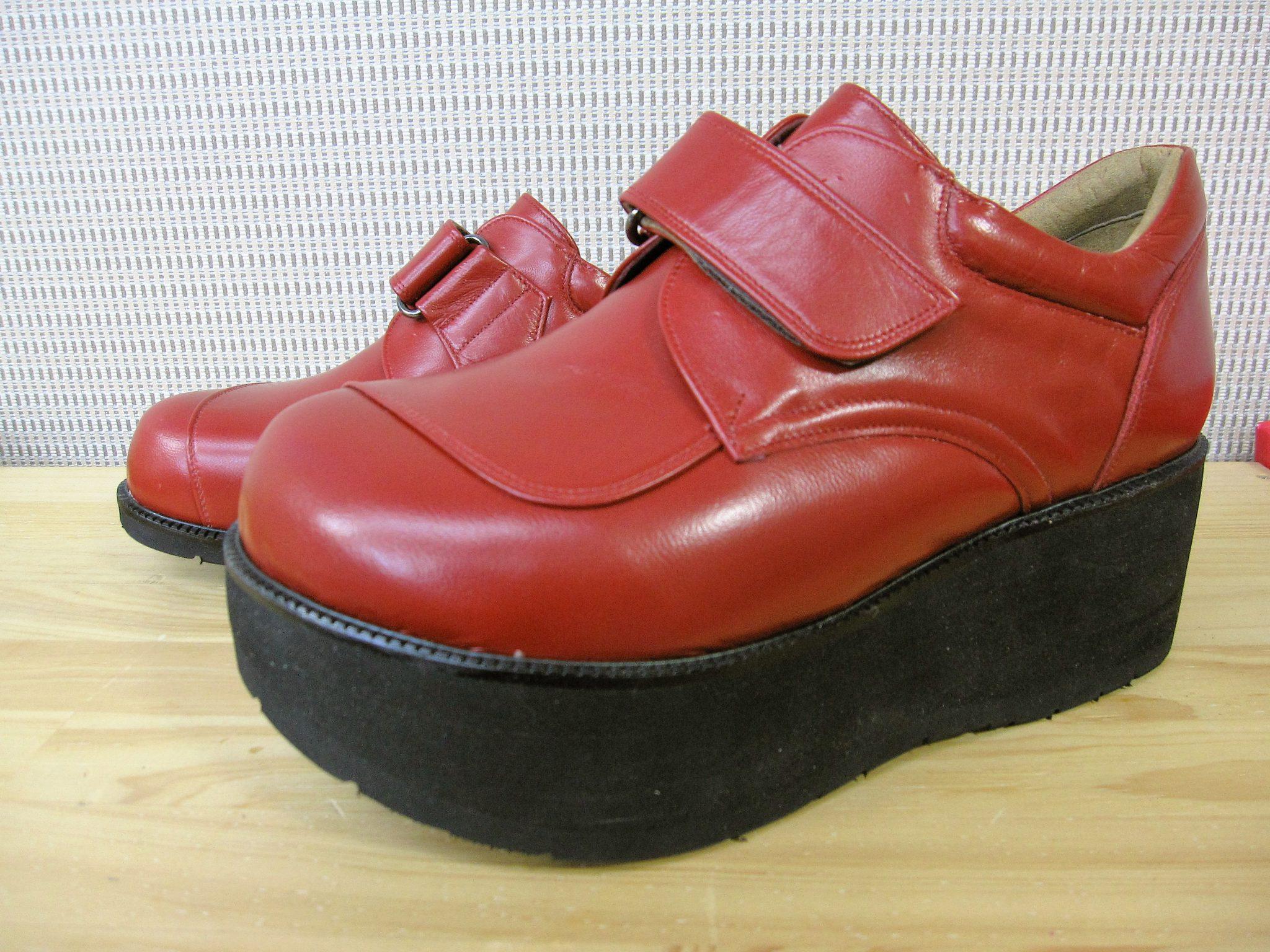 股関節症の方の足にやさしい靴・オーダーメイドシューズ