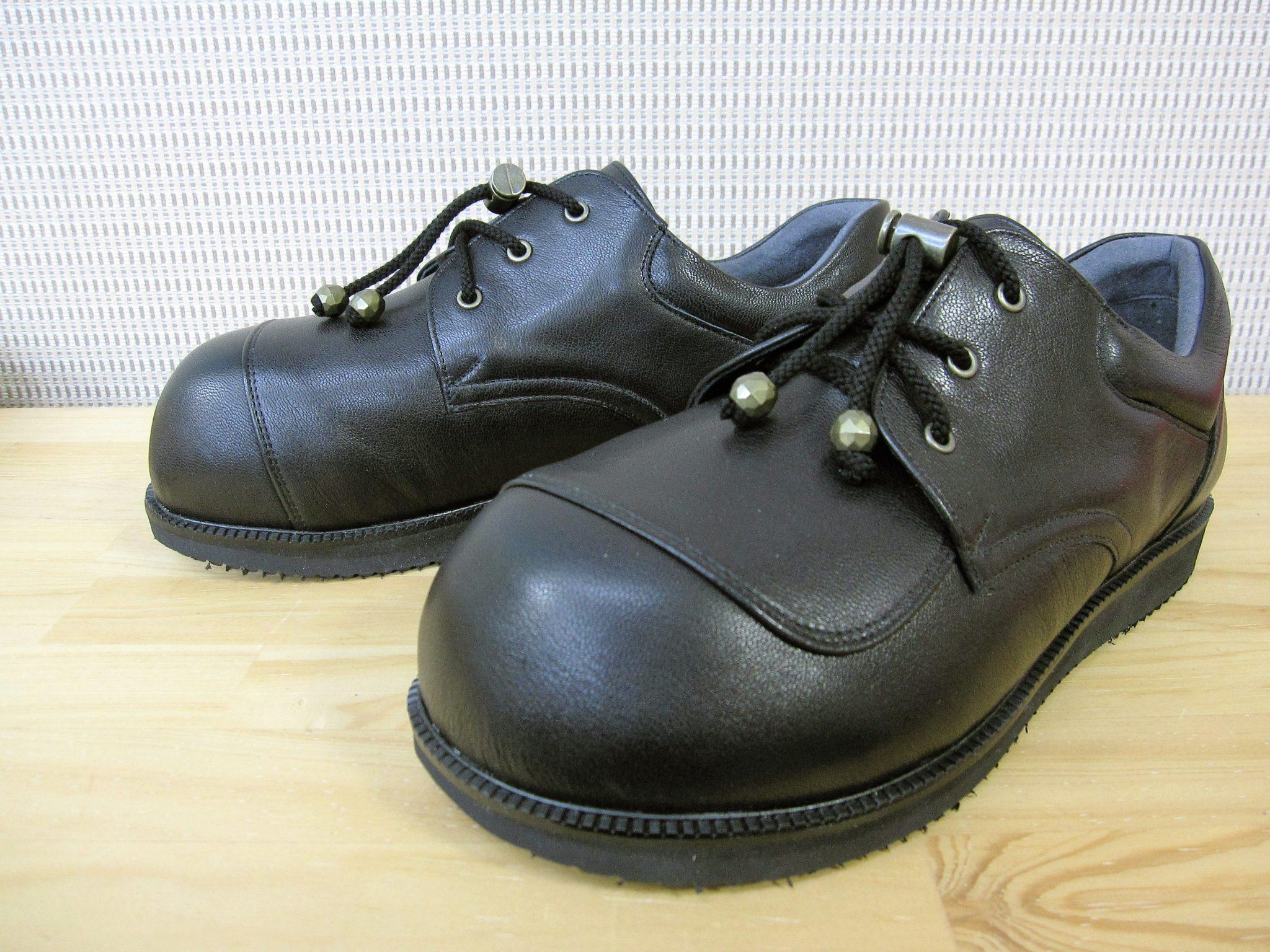 リウマチの方の足にやさしい靴・オーダーメイドシューズ