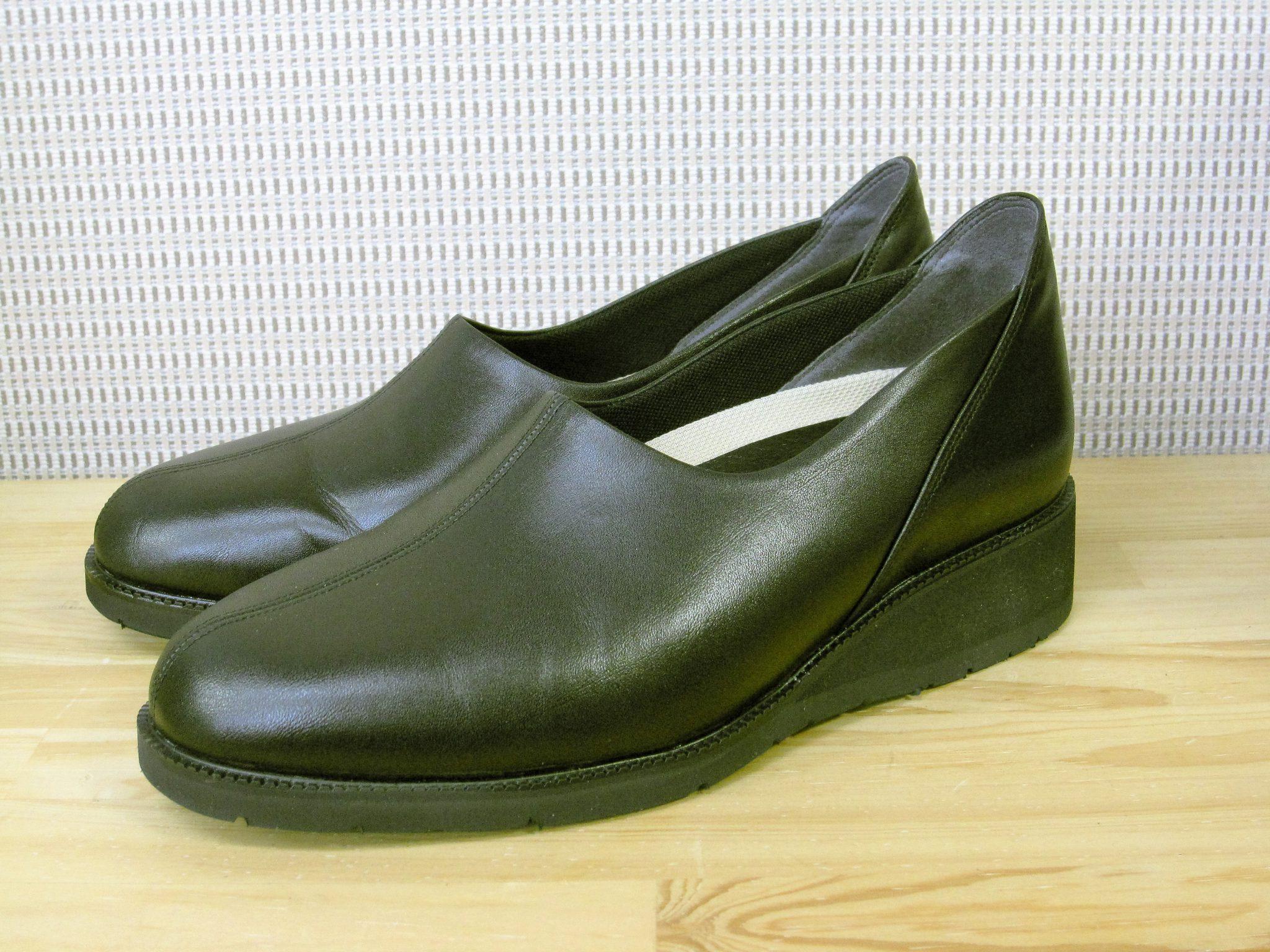 外反母趾の方の足にやさしい靴・オーダーメイドシューズ