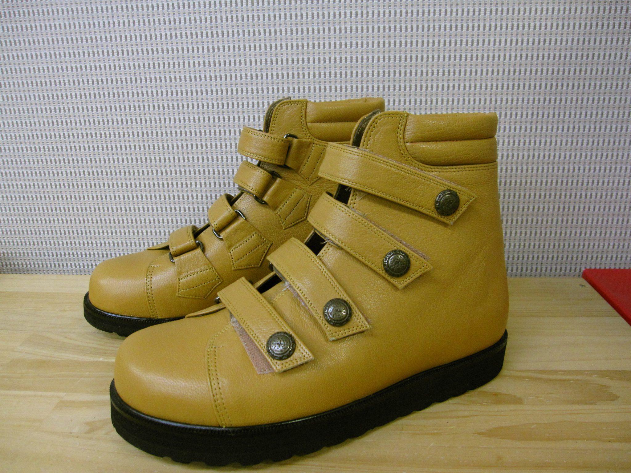 脳血管障害・脳梗塞の後遺症で、お悩みの方の足にやさしい靴・オーダーメイドシューズ