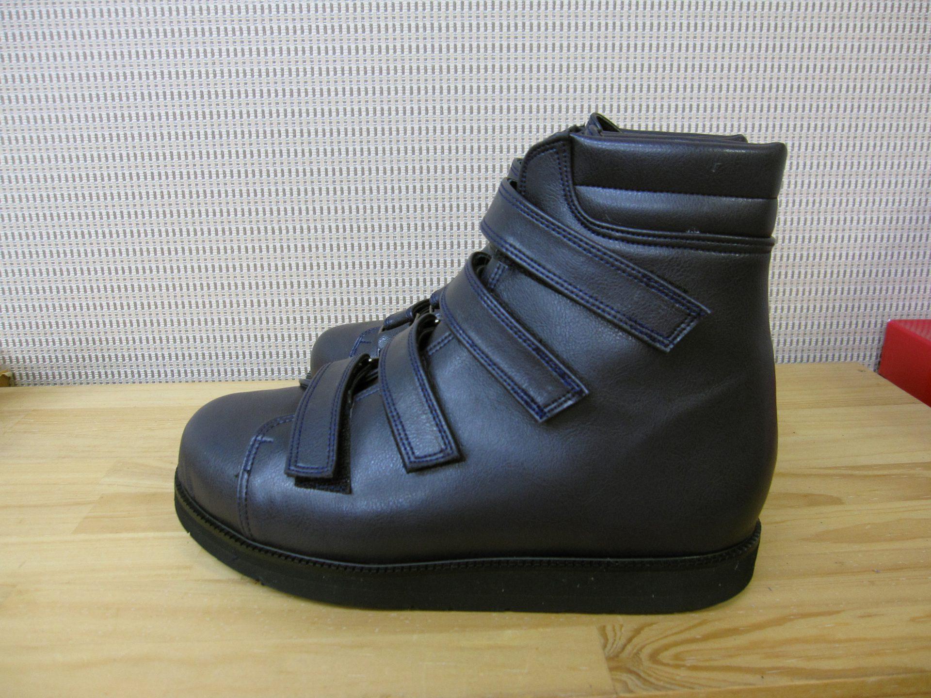 シャルコー・マリー・トゥース病の方にやさしい靴・オーダーメイドシューズ